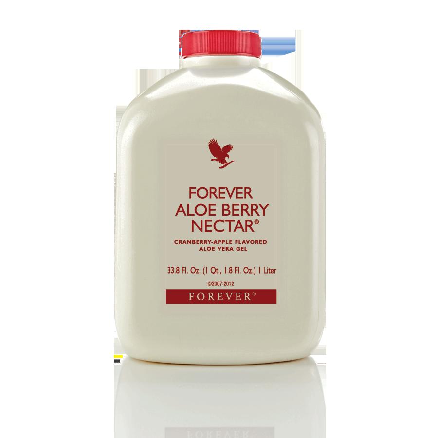 Aloes do picia Aloe Berry Nectar - miąższ aloesowy z sokiem z żurawin