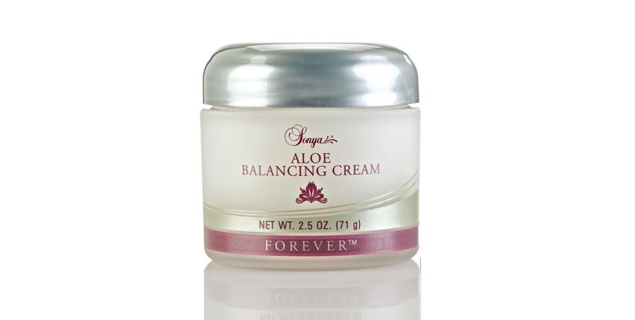 Pielęgnacja skóry tylko z Sonya Aloe Balancing Cream - rewitalizujcy krem