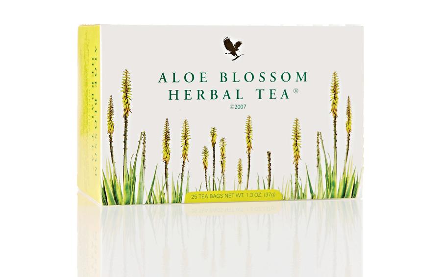 Aloes do picia Aloe Blossom Herbal Tea - herbata aloesowa