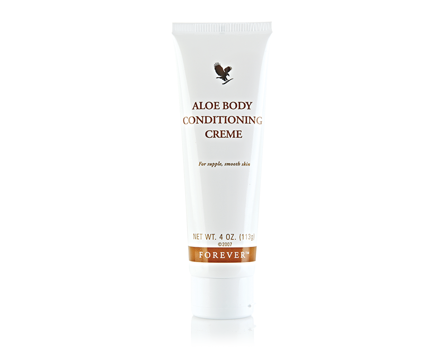 Pielęgnacja skóry tylko z Aloe Body Conditioning Creme - krem pielęgnujący do ciała