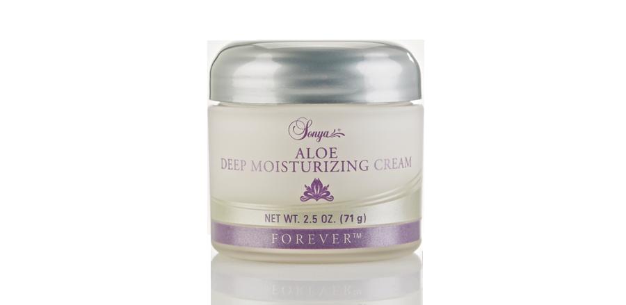 Pielęgnacja skóry tylko z Sonya Aloe Deep Moisturizing Cream - krem nawilżający
