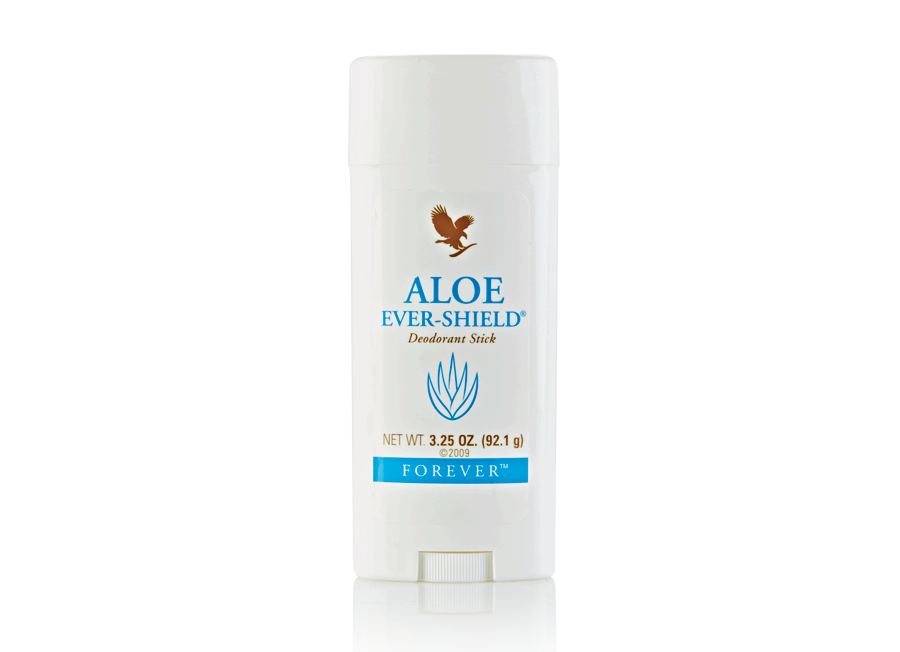 Codzienna pielęgnacja tylko z Aloe Ever Shield - dezodorant w sztyfcie.