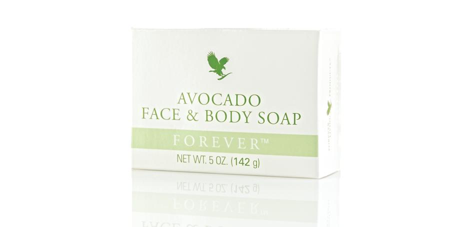 Codzienna pielęgnacja tylko z Forever Avocado Face & Body Soap - mydło do twarzy i ciała z awokado