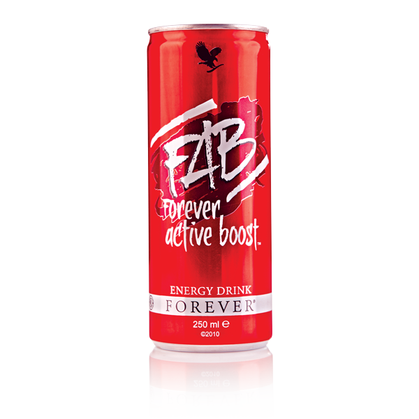 Aloes do picia FAB Forever Active Boost - napój energetyzujący