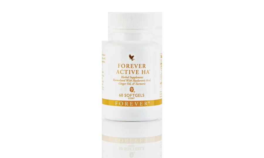 Suplementy diety Forever Active HA - źródło kwasu hialuronowego
