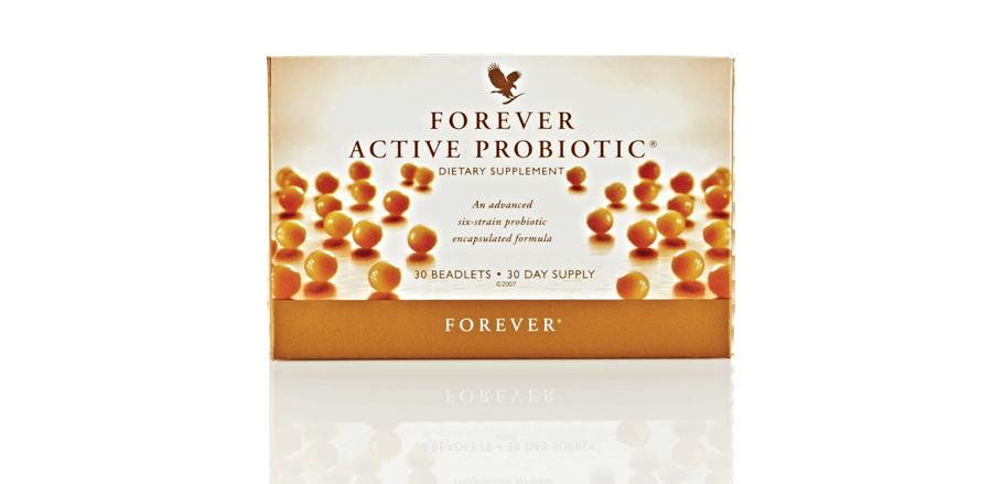 Suplementy diety Forever Active Probiotic - bakterie kwasu mlekowego