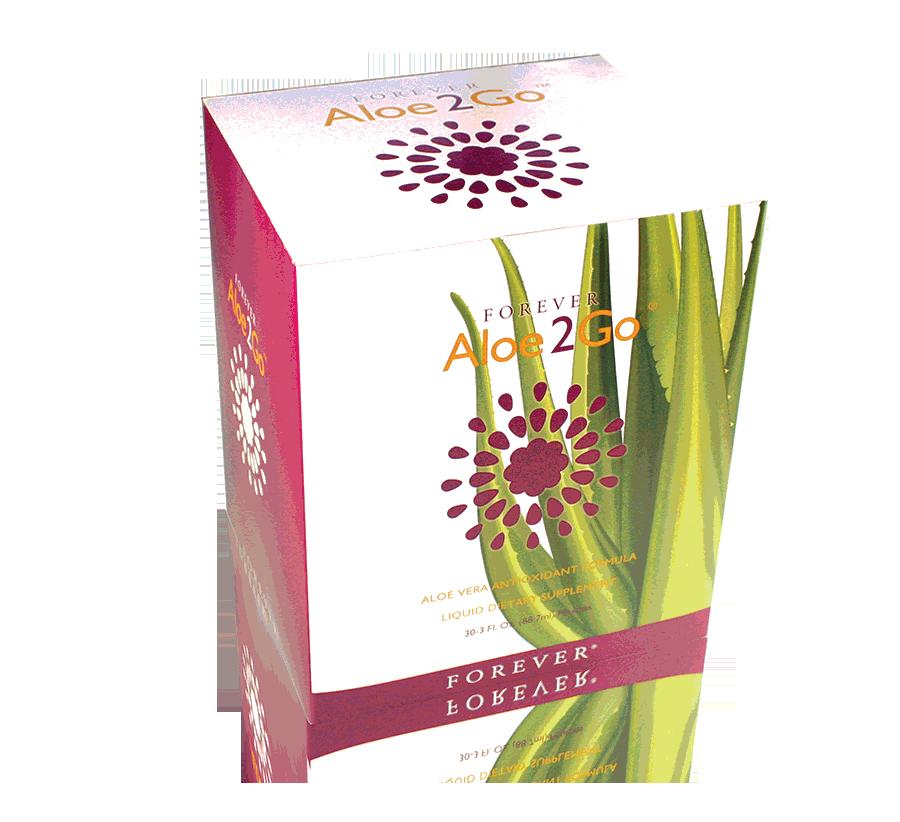 Aloes do picia Forever Aloe2Go - koktajl antyutleniający