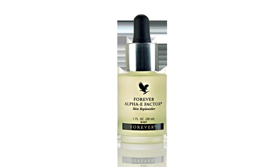 Pielęgnacja skóry tylko z Forever Alpha-E Factor - odżywcze serum dla skóry