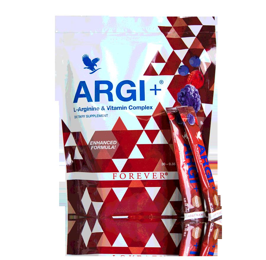 Suplementy diety Forever ARGI - arginina