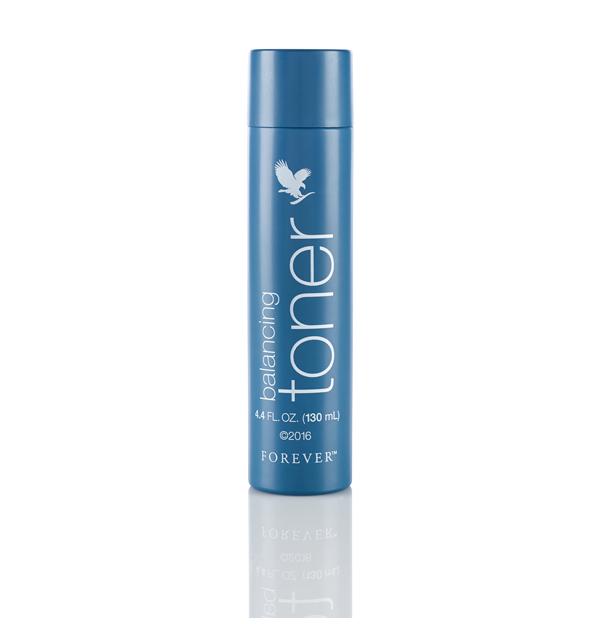 Pielęgnacja skóry tylko z Forever Balancing Toner - wyciąg z alg morskich i hialuronianu sodu