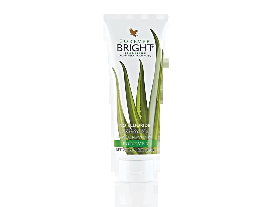 Codzienna pielęgnacja tylko z Forever Bright - pasta do zębów