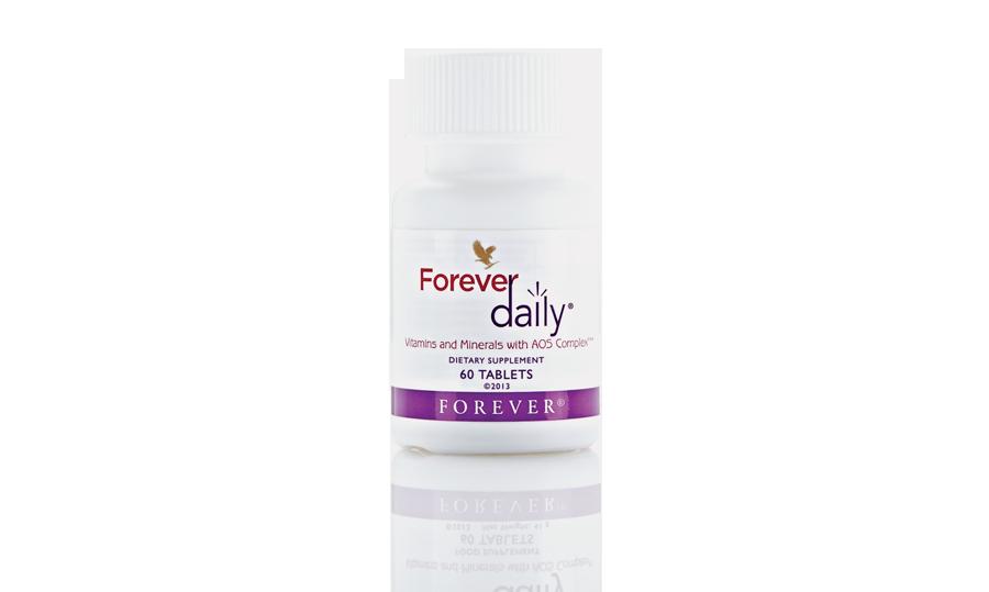 Suplementy diety Forever Daily - multivitamina