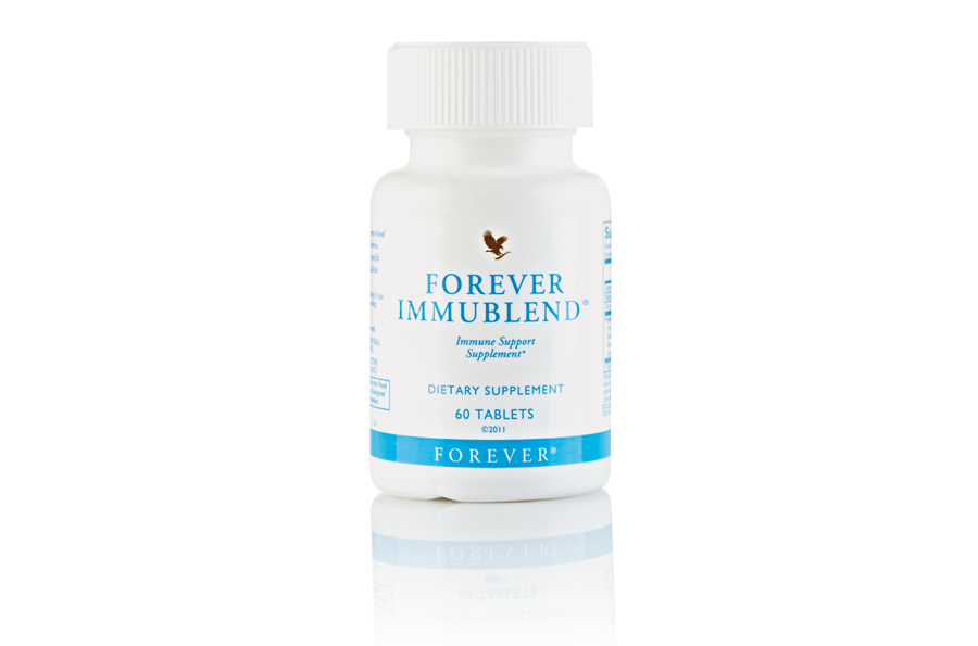 Suplementy diety Forever ImmuBlend - wsparcia układu immunologicznego