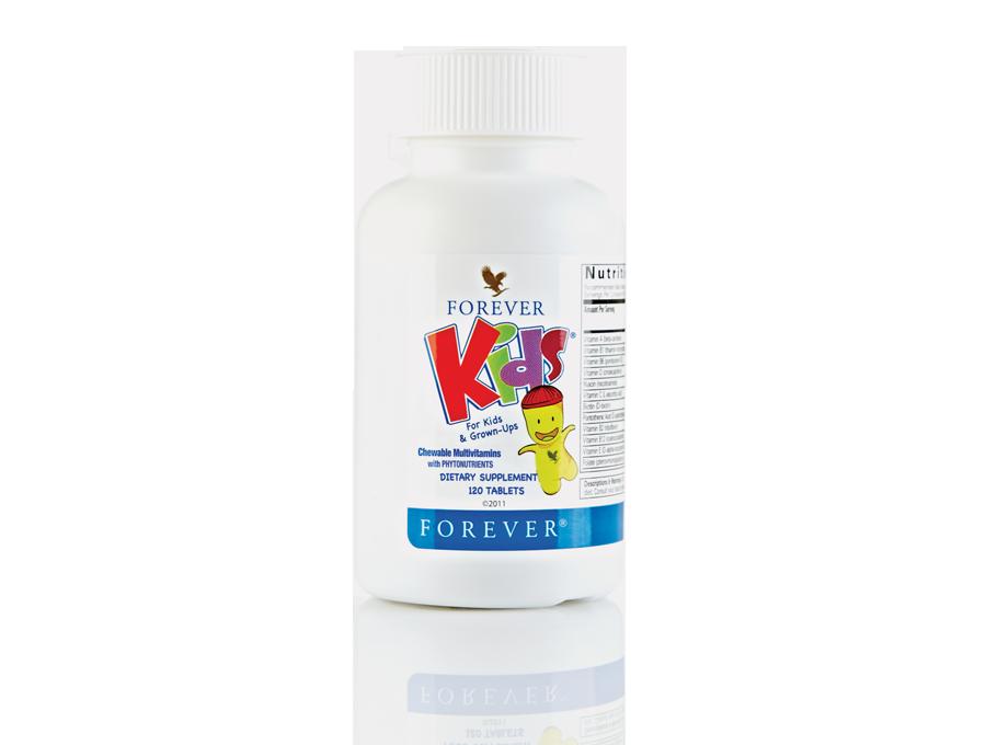 Suplementy diety Forever Kids - multivitamina dla dzieci