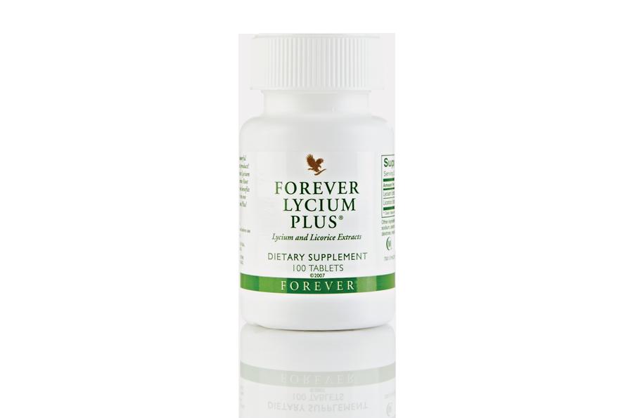 Suplementy diety Forever Lycium Plus - ekstrakt z owoców kolcowoju