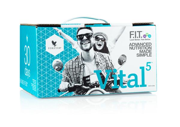 Forever FIT. Forever Vital 5 - zaawansowane odżywianie