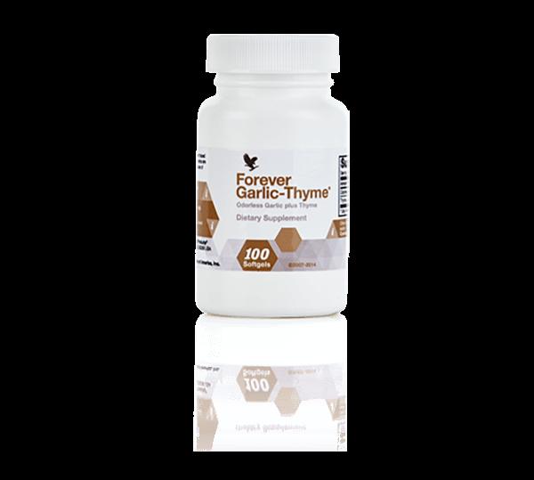 Suplementy diety Garlic Thyme - czosnek