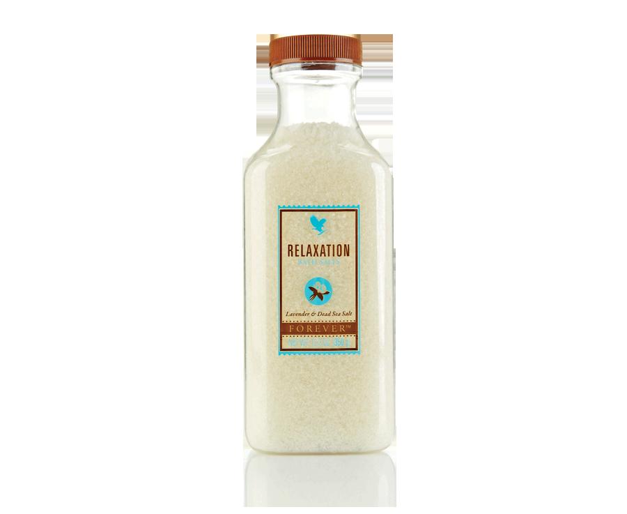 Codzienna pielęgnacja tylko z Relaxation Bath Salts - sól do kąpieli